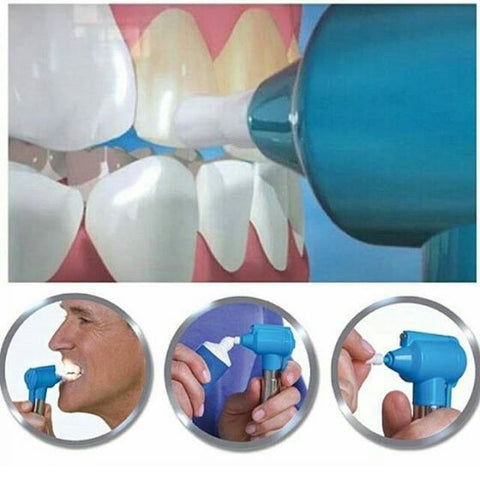 Teeth Whitener Polisher And Stain Remover Pack
