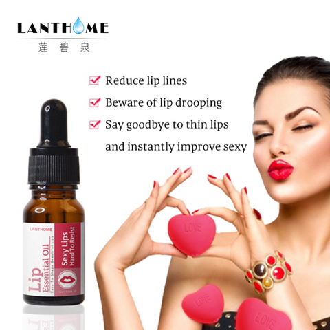 Image of Instant Lip Plumping Serum