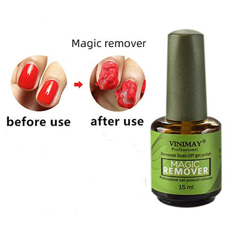 Image of Nail Polish Remover(Pack of 3)