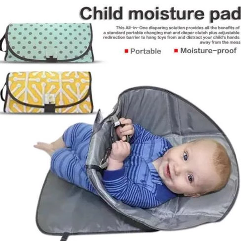 ULTIMATE DIAPER CHANGING MAT™