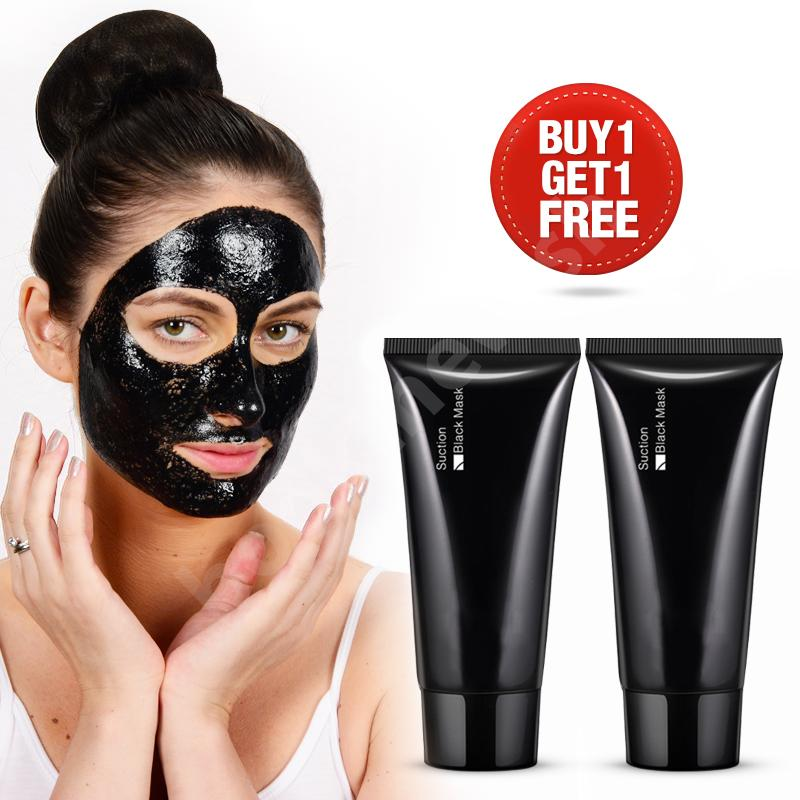 Charcoal Blackhead Remover Purifying Acne Black Mask - Buy 1 Get 1 Free