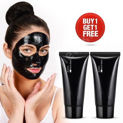 Image of Charcoal Blackhead Remover Purifying Acne Black Mask - Buy 1 Get 1 Free