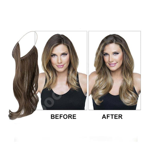 Image of Kami Secret Hair Extensions