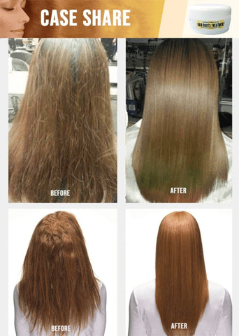 Amazing Wrinkle and Split end Hair Treatment