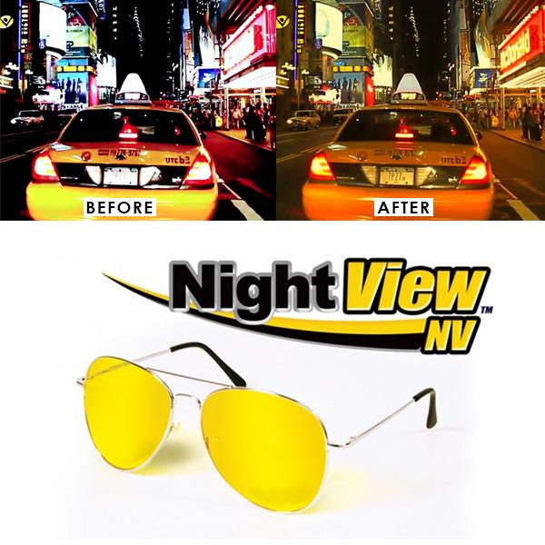 VIZMAXX Night View Glasses