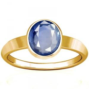 Blue Sapphire Panchdhatu Ring (Career Growth)