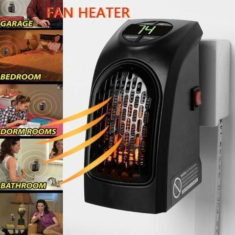 Image of PORTABLE ELECTRIC MINI HEATER
