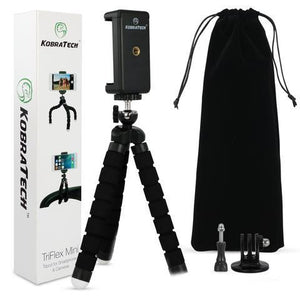 OCTOPUS SELFIE TRIPOD FOR PHONE AND CAMERA
