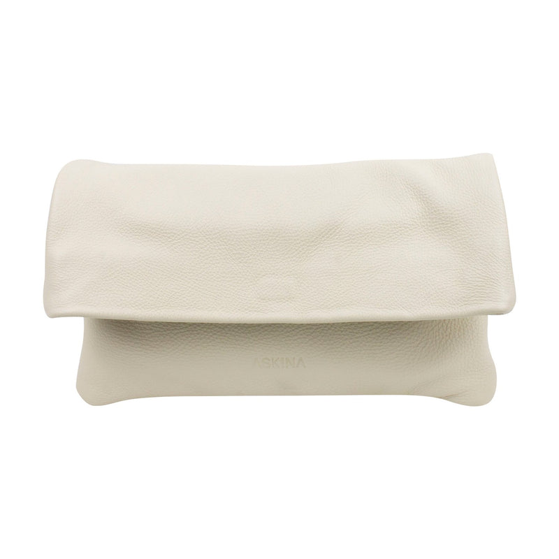 Clutch - PLIEZ-MOI size S (phone and more) - Cream
