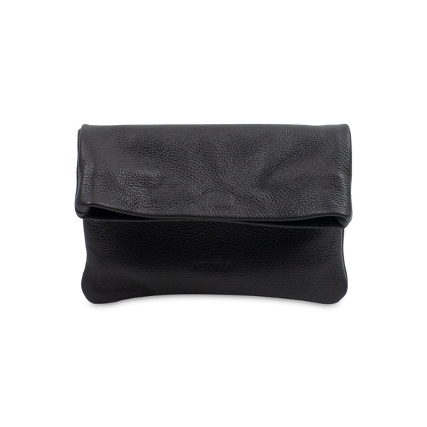 Clutch - PLIEZ-MOI size S (phone and more) - Black