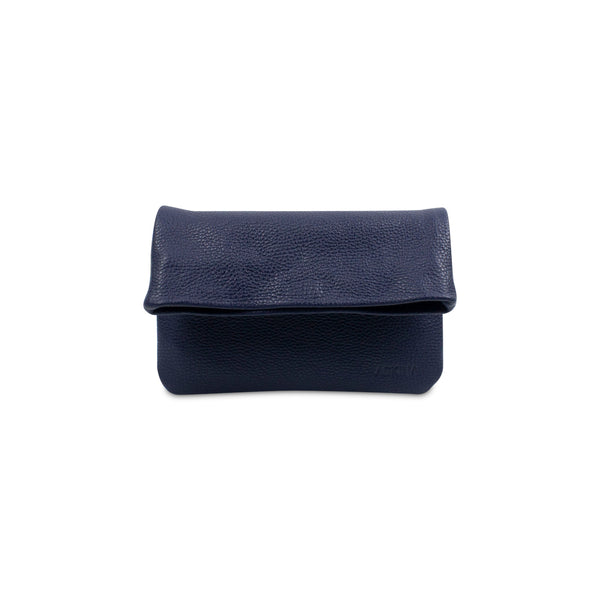 Clutch - PLIEZ-MOI size XS (phone) - Navy blue