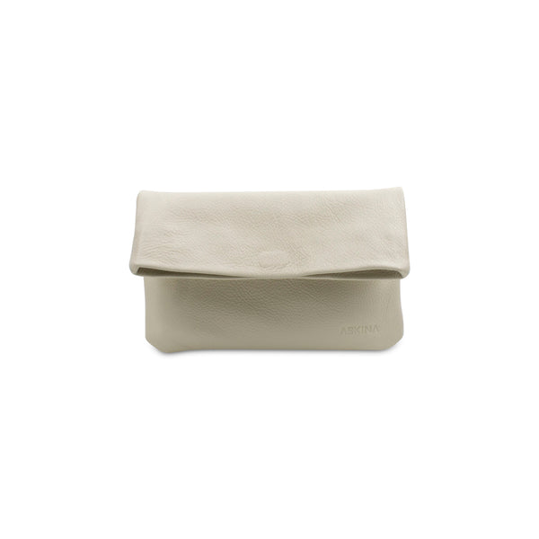 Clutch - PLIEZ-MOI size XS (phone) - Cream