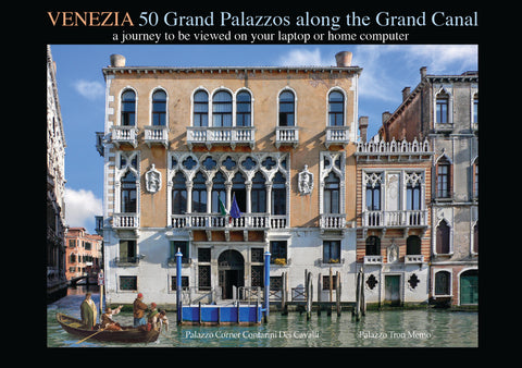 Venezia A journey along the Grand Canal