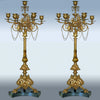 Superb pair of Napoleon III Candelabrum