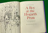 A Boy at the Hogarth Press - First Edition - Whittington Press