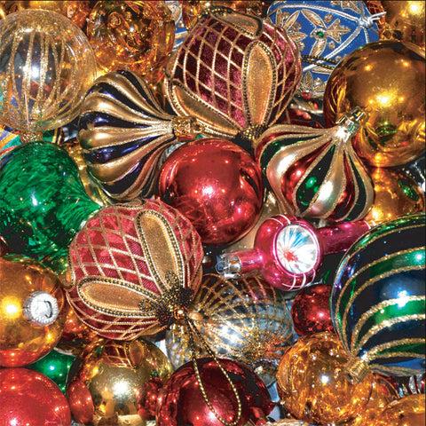 Ken Reilly - Christmas Baubles
