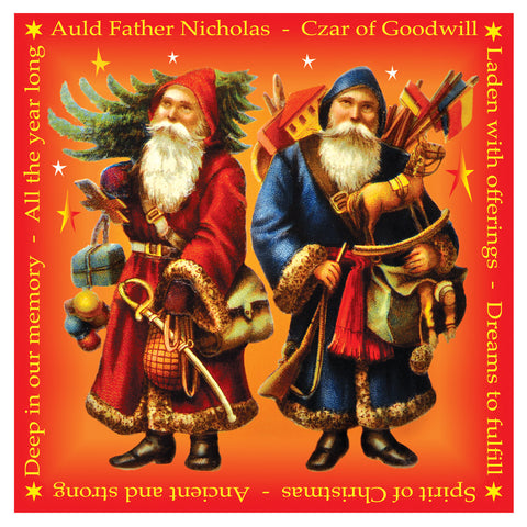 Ken Reilly - Christmas - Auld Father Nicholas