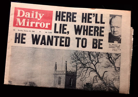 Daily Mirror 1965
