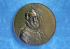 Henri IV le Grand, with Marie de Medici - Bronze Medallion - SOLD