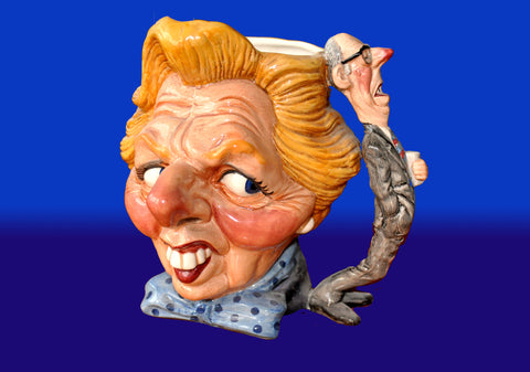 Maggie Thatcher - Spitting Image