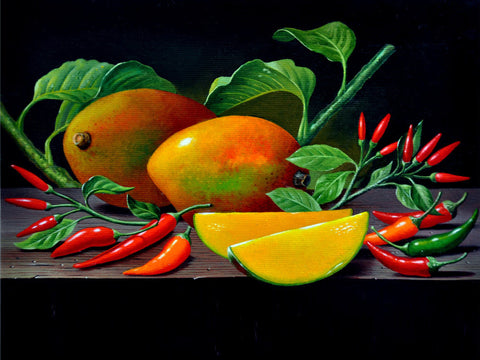 Mangoes and Chillies