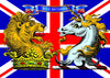 Ken Reilly - Union Jack - Queens Beasts