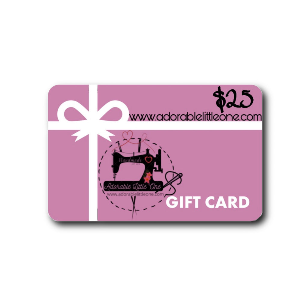 Adorable Little One Gift Card