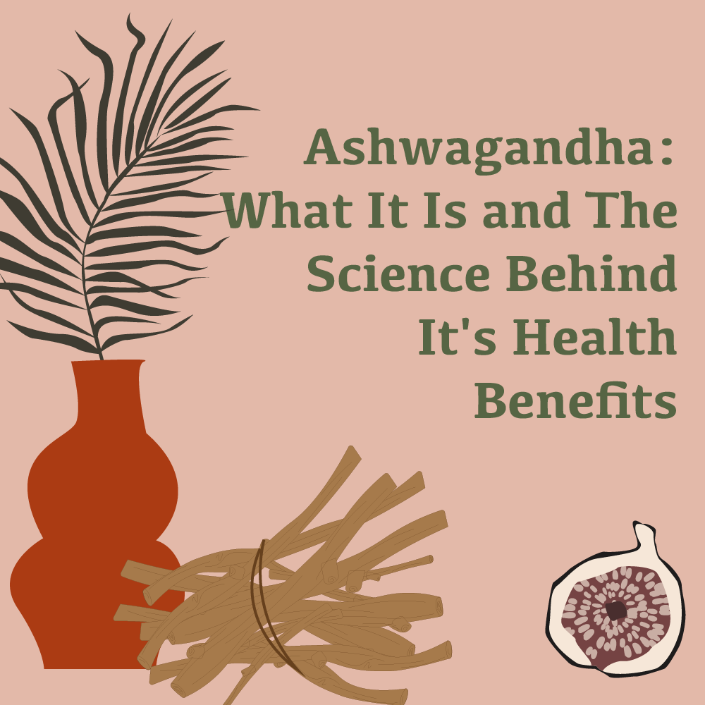 Ashwagandha: What It Is and The Science Behind It's Health Benefits