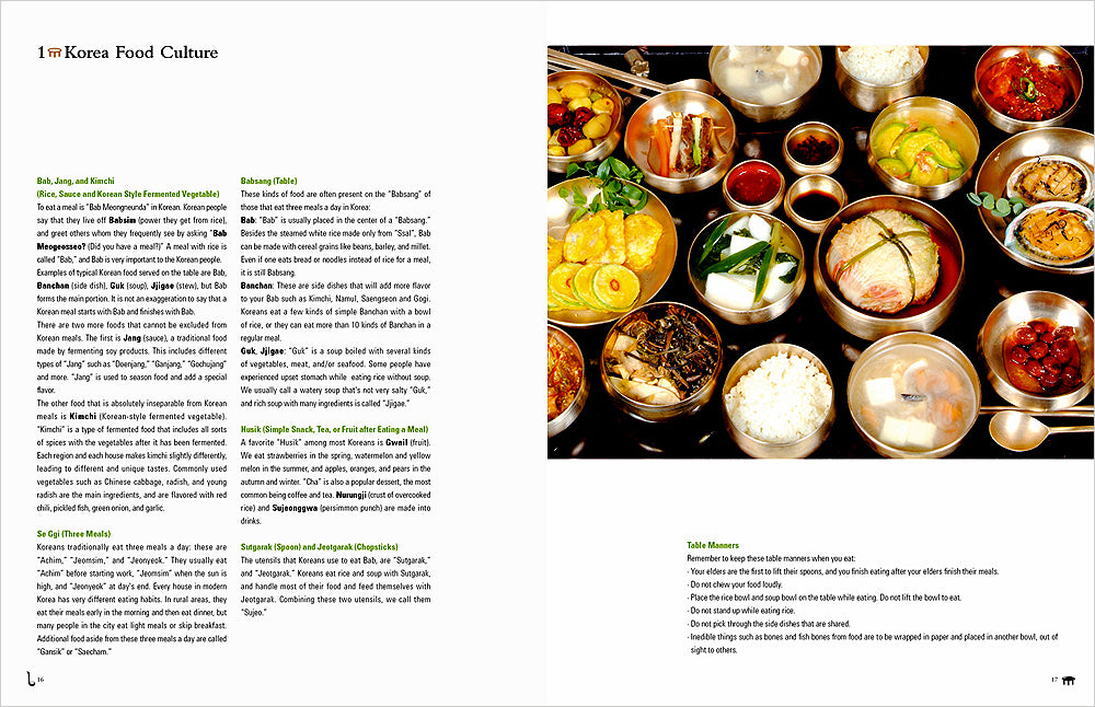 Korean family foods 45 foods most commonly served at the korean this book helps foreigners and foreign families living in korea and further people all around the world to make delicious korean family foods forumfinder Gallery
