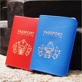 Traditional Character Passport case