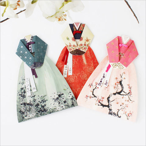Hanbok Card Collection