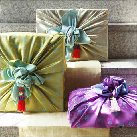 "Korean Wrapping Cloth ""Bojagi"" (Small) (Free Shipping)"