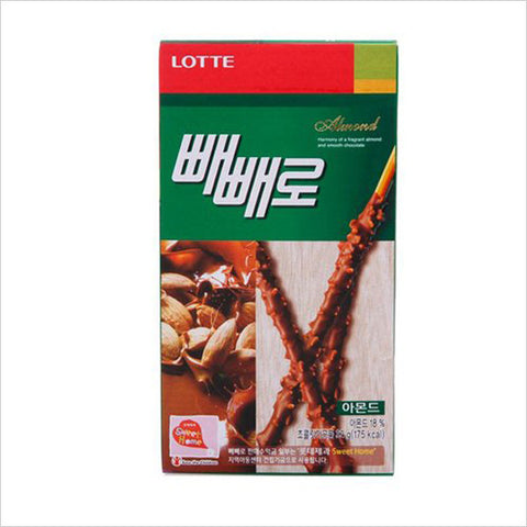 Almond Pepero 32g (3 packs)