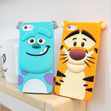 Monsters, Inc & Tiger Cellphone Case