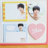 Jung Yong Hwa in 'Heartstrings' Sticky Notes