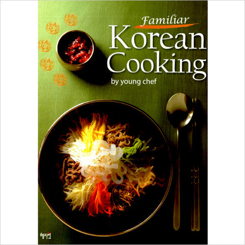 Familiar Korean Cooking