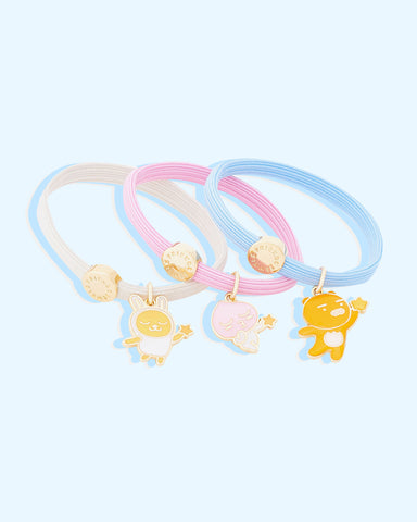 KAKAO FRIENDS HAIR BAND (3-set)