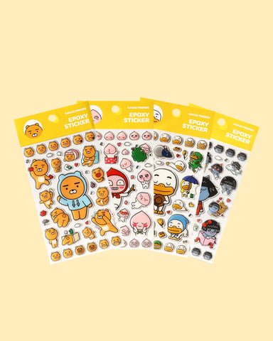 KAKAO FRIENDS STICKERS