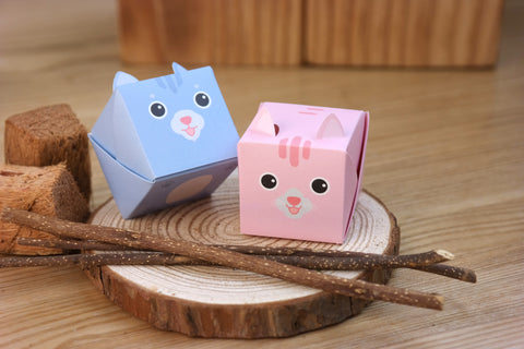L-Toy - PAPER TOY STATIONERY