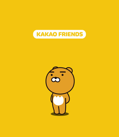 Kakao Friends Cutie Finger Ring Holder Mount