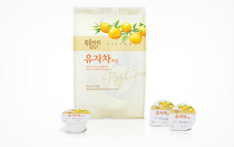 Korean Citrus Tea (uc720uc790ucc28) (Free Shipping)