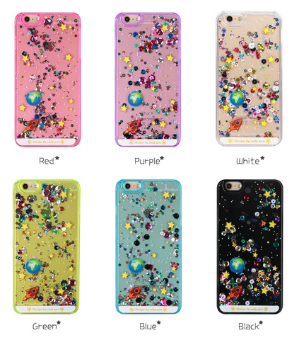 Glittering Universe iPhone / Galaxy Case (Free Global Shipping)