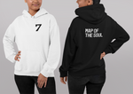 [BTS] Map of the Soul Hoodie - White (Free Shipping)
