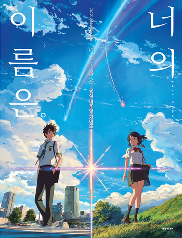 너의 이름은 [Your name/Kimi No Na Wa] Visual Guide