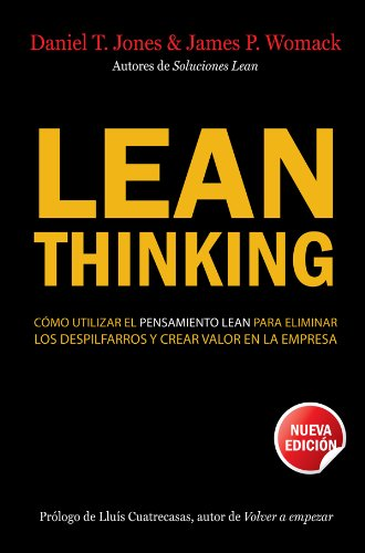 Lean Thinking (Castellano)