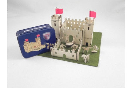 Gifts in a Tin Castle
