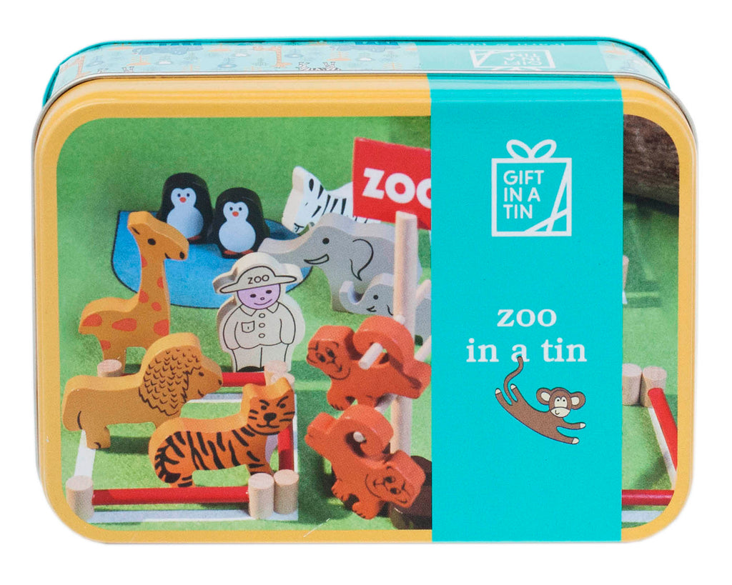 Gifts in a Tin- Zoo in a Tin