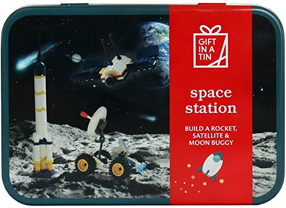 Gifts in a Tin Space Station