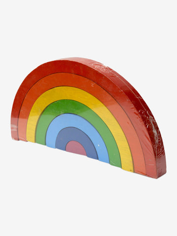 Best Years Fairtrade Wooden Rainbow Small