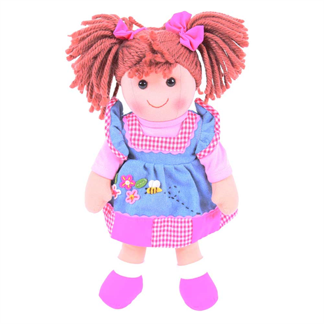 BigJigs Rag Doll Melody, Medium